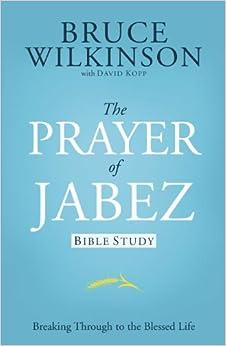 prayer of jabez bible study pdf