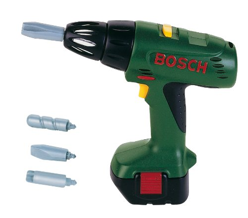 Bosch Toy Cordless Drill and Screwdriver