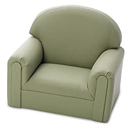 Brand New World Toddler Enviro-Child Upholstery Chair - Sage
