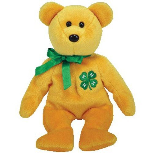 Ty Beanie Babies 4-H - Bear (USA Exclusive) - 1