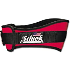 Buy Schiek 4-3 4Nylon Weight Belt - Exercise by Schiek
