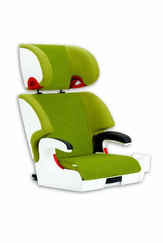 Clek Oobr Booster Car Seat, Dragonfly
