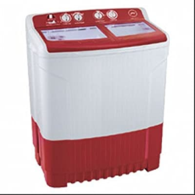 Godrej WS 680 CT Semi-automatic Washing Machine (6.8 Kg, Wine red)