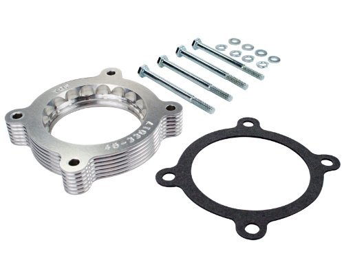 aFe 46-33017 Throttle Body Spacer for Ford F-150 EcoBoost V6-3.5L