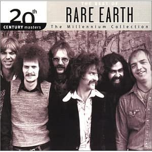 Amazon.com: The Best of RARE EARTH - 20th Century Masters: Rare ...