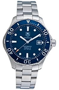 TAG Heuer Men's Aquaracer Stainless Steel Watch (WAN2111.BA0822)