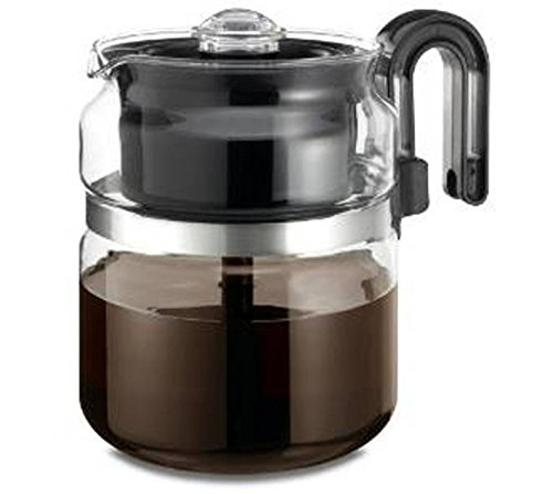 Coffee Maker On Gas : Stovetop 8 Cup Glass Percolator Coffee Maker 8 Cup Gas Electric Ceramic Stoves & Hotplates Safe ...