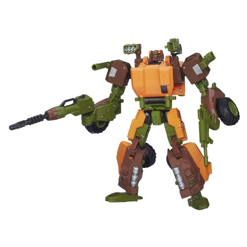 Transformers Generations Voyager Class Roadbuster Figure (Transformer Tank compare prices)