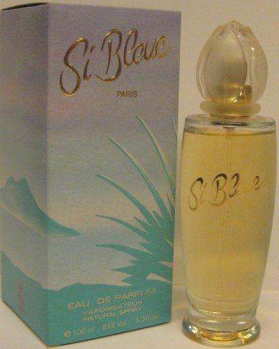 Compare Prices Si Bleue For Women 3 3 Oz Eau De Parfum Spray Bottle