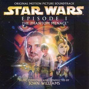 Star Wars:Phantom Menace [MINIDISC]