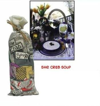 Gullah Gourmet She Crab Soup Mix