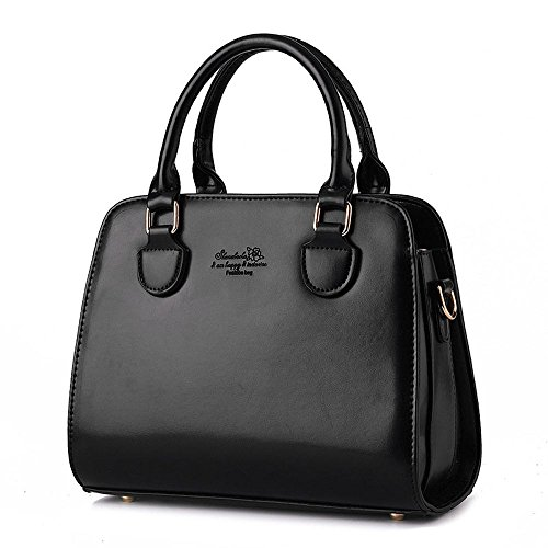 koson-man-womens-vintage-sling-tote-bags-top-handle-handbagblack