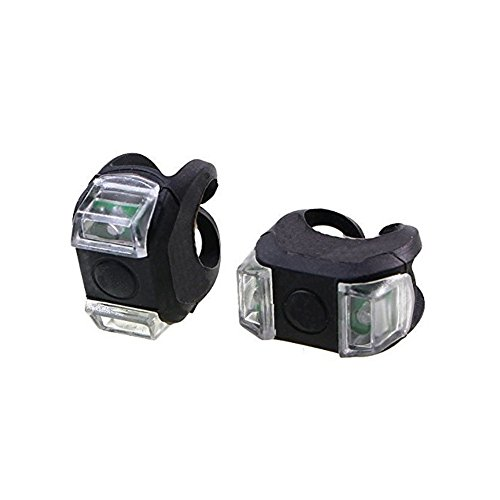 Bike-Light-Waterproof-LED-Bicycle-Lights-3-Modes-Super-Bright-Bike-Headlight-Lighting-Headlamp-Riding-Cycling-Sleek-And-Rugged-No-Tools-Needed-Easy-To-Mount-2-Lights-Included-Black-Only