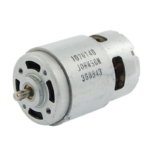 Water & Wood Spare Part 13000Rpm 4A Dc 12V Mini Motor For Diy Toys Cars