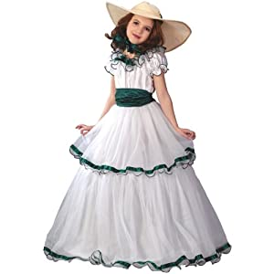 Southern Belle Costume - Large