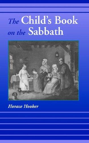 The Child's Book on the Sabbath
