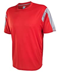 CLOSEOUT Russell Athletic Men's Dri-Power Color Block Tee