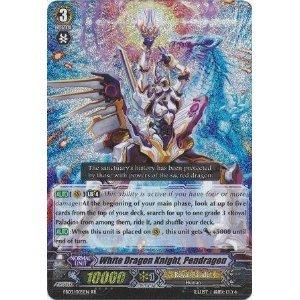 Amazon.com: Cardfight!! Vanguard TCG - White Dragon Knight, Pendragon