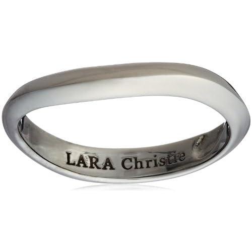 [ララクリスティー]LARA Christie 指輪 マリアージュ リング [ BLACK Label ] R6026-B-17 日本サイズ17号