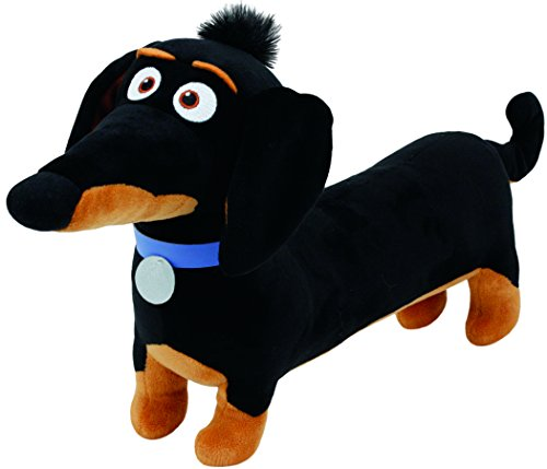 Ty Beanie Babies Secret Life of Pets Buddy The Dachshund Regular Plush