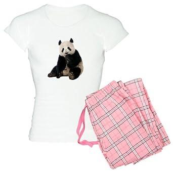 Artsmith, Inc. Women's Light Pajamas Panda Bear Youth - Pink, 2X