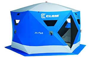 Clam 9102 Six Pack 1660Mag Upsable by Clam