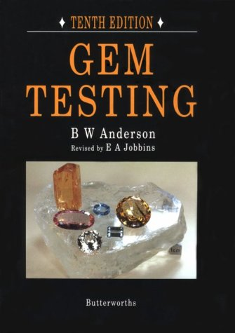 Gem Testing, Tenth Edition