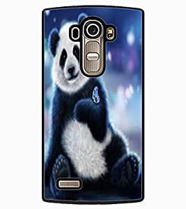 ColourCraft Cute Teddy Design Back Case Cover for LG G4
