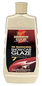Meguiar's 7 Mirror Glaze Professional Show Car Glaze. 16 oz. liquid from Meguiar's