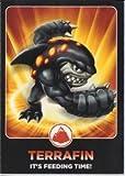 Skylanders Giants No. 032 TERRAFIN - Original Characters Individual Trading Card
