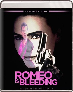 Romeo is bleeding - Twilight Time [1993] [Blu ray]