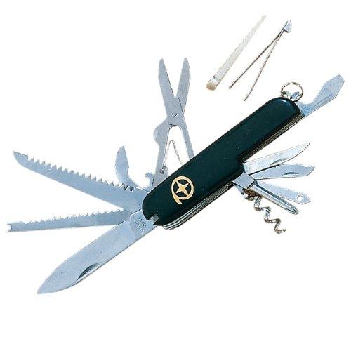 Trademark 13 Function Swiss Type Knife