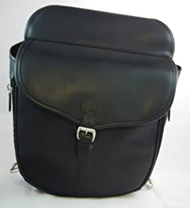 Concealed Carry Shoulder Saddlebag (Black)