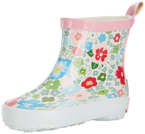 Playshoes-Regenstiefel-Blumen-180364-Mdchen-Kurzschaft-Gummistiefel-Pink-900-original-19-EU