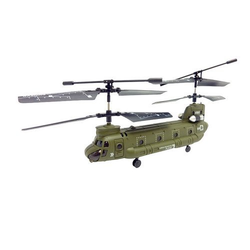 Function: Up/Down, Left/Right And Forward/Backward - Syma S026 3CH Cargo Transport Mini R/C Helicopter
