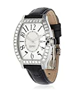 ESPRIT COLLECTION Reloj de cuarzo Woman EL101262F02 plateado/negro