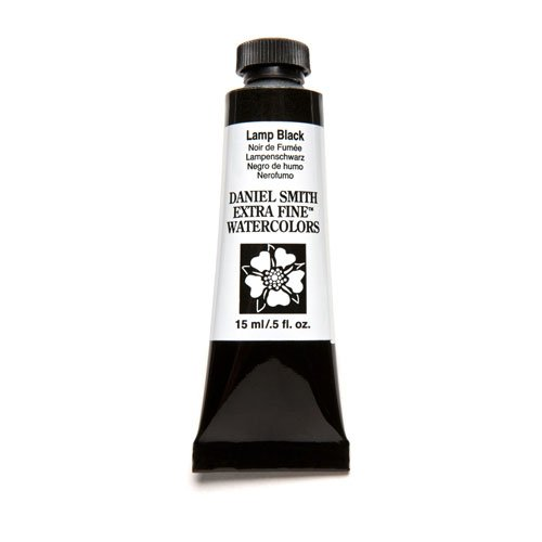 daniel-smith-extra-fine-watercolor-15ml-paint-tube-lamp-black