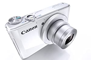 Canon PowerShot S110 Digital Camera, Silver,  (12.1MP, 5x Optical Zoom) 3 inch Touchscreen LCD