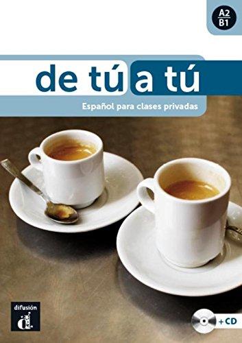De tú a tú - Libro + CD (Ele - Texto Español)