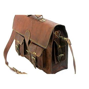Handmade_ world leather messenger bags for men women mens briefcase laptop bag best computer shoulder satchel bag