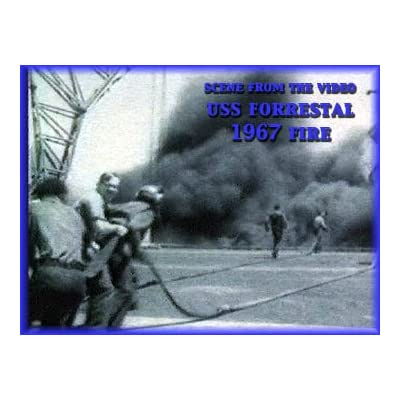 Fire on the USS Forrestal in 1967