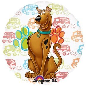 Scooby-Doo See-Thru Balloon