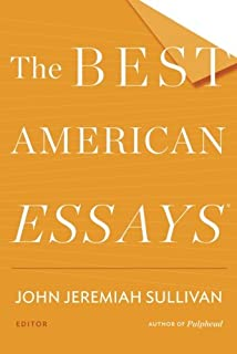'To Bloom, to Burst, to Blaze': 2015 Best American Essays Notable