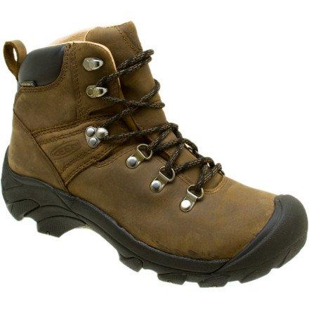 18a8bb1bf16 Women's: Keen Women's Pyrenees Waterproof Hiking Boot,Bison,7.5 M US