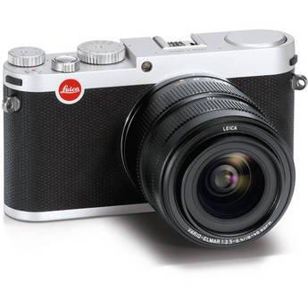 Leica X Vario, Silver