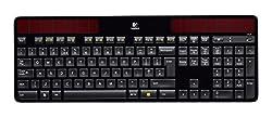 Logitech Wireless Solar Keyboard US International Version K750