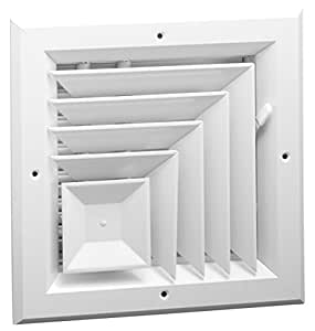 """12"""" x 12"""" - Corner Direction Extruded Aluminum Ceiling ..."""