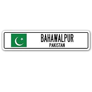 Amazon.com - BAHAWALPUR, PAKISTAN Street Sign Pakistani