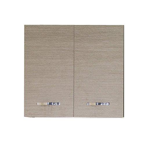 Pensile per cucina larice grigio Cm 60x30xH 72 con