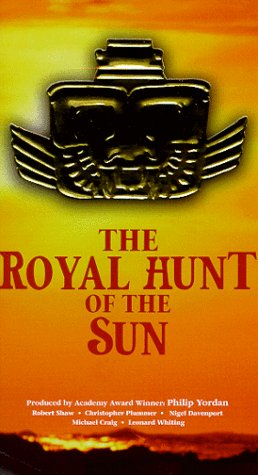 Royal Hunt of the Sun [VHS]